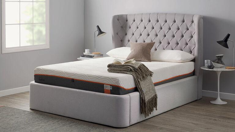 Een van onze luxe matrassen is het TEMPUR® Original matras.